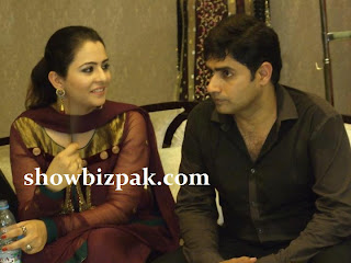 Abrar Ul Haq wife pic