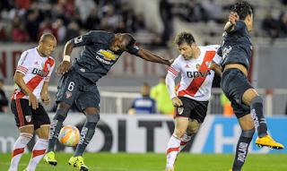 LDU Quito vs River Plate, Copa Sudamericana 2015