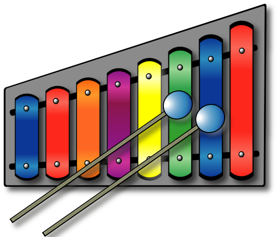 Donea Lee Weaver: X is for Xylophone...