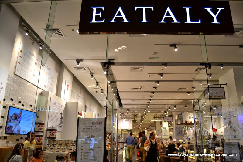 Eataly at The Dubai Mall