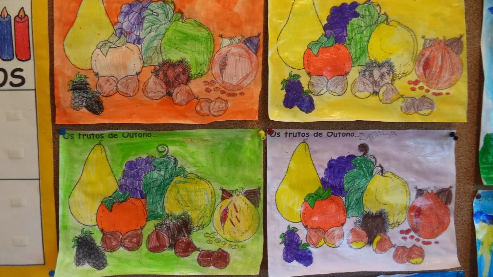 ideias para o outono jardim de infancia : ideias para o outono jardim de infancia:Jardim de Infância do Centro Escolar 2 de Castro Verde – Atividades