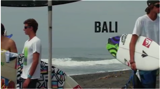 Quiksilver young guns surf bali