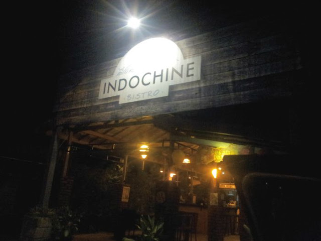 Vietnamese food in Jogja - Indochine Bistro