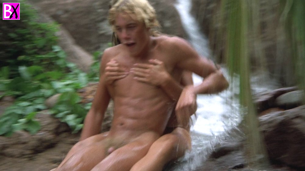 blue lagoon movie naked scene