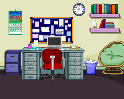 Solucion Re Room Escape - Personal Office Ayuda
