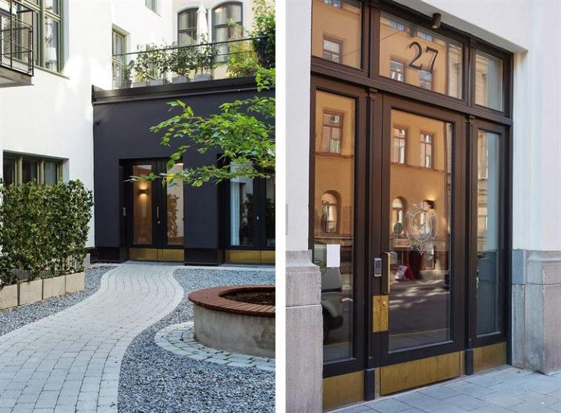 Hogares frescos elegante apartamento en estocolmo suecia - Apartamentos en estocolmo ...