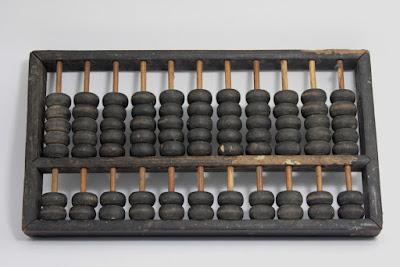 sempoa antik, kalkulator antik, cipoa