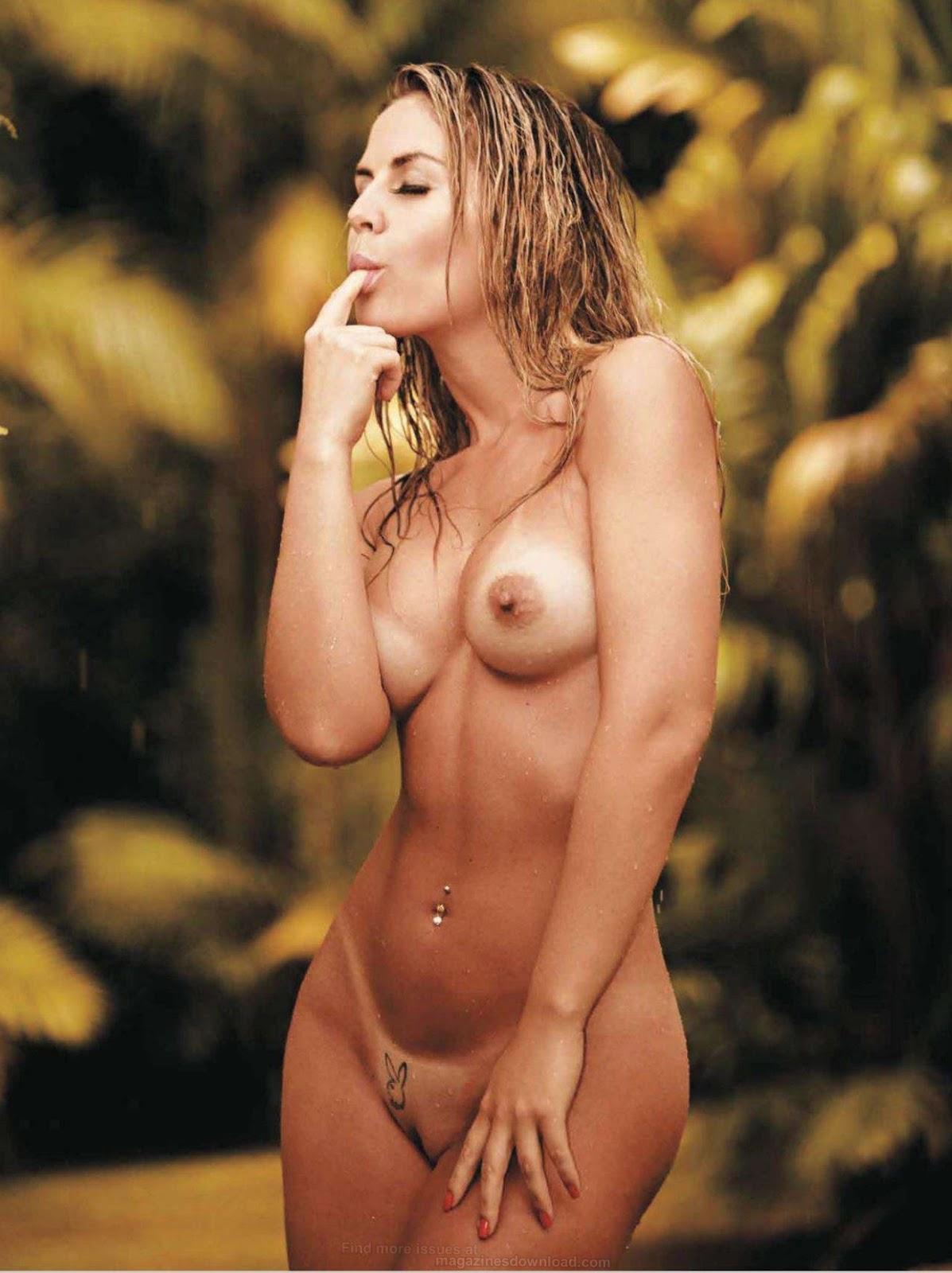 Playboy Meico Paola Feijo