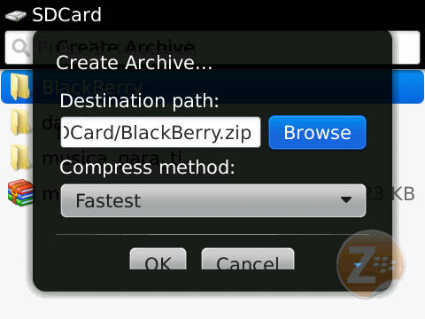 Whatsapp for blackberry from pc