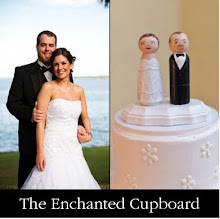 Enchanted Cake Toppers
