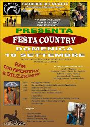 FESTA COUNTRY C/O NOCETO