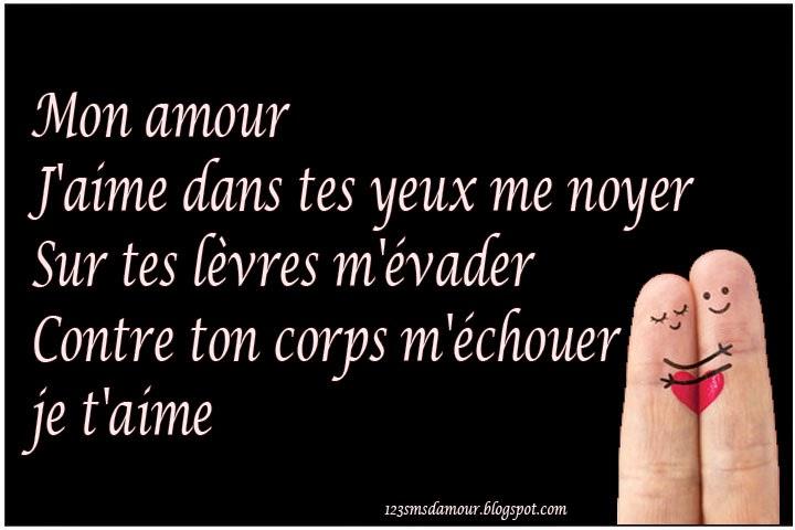 Sehr 22 phrase d'amour courte | Amourissima - Mots d'amour -SMS d'amour UB79
