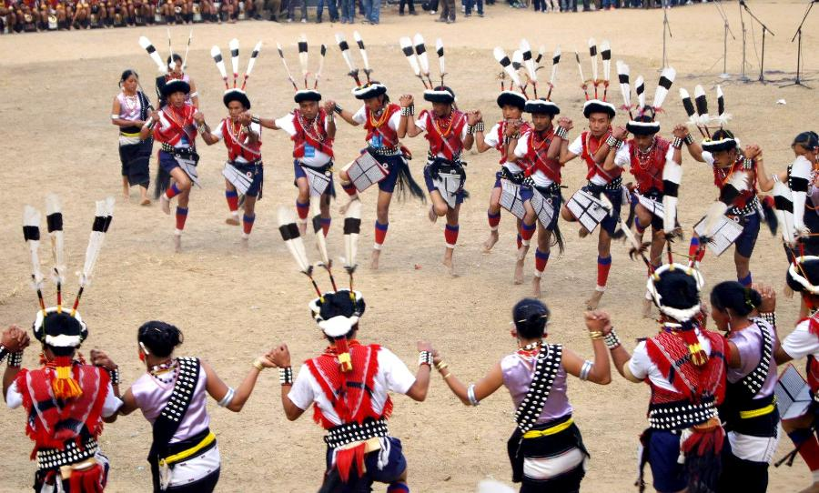 Hornbill Festival 2012, Nagaland - Sudeepta Barua photography (© EF News International)