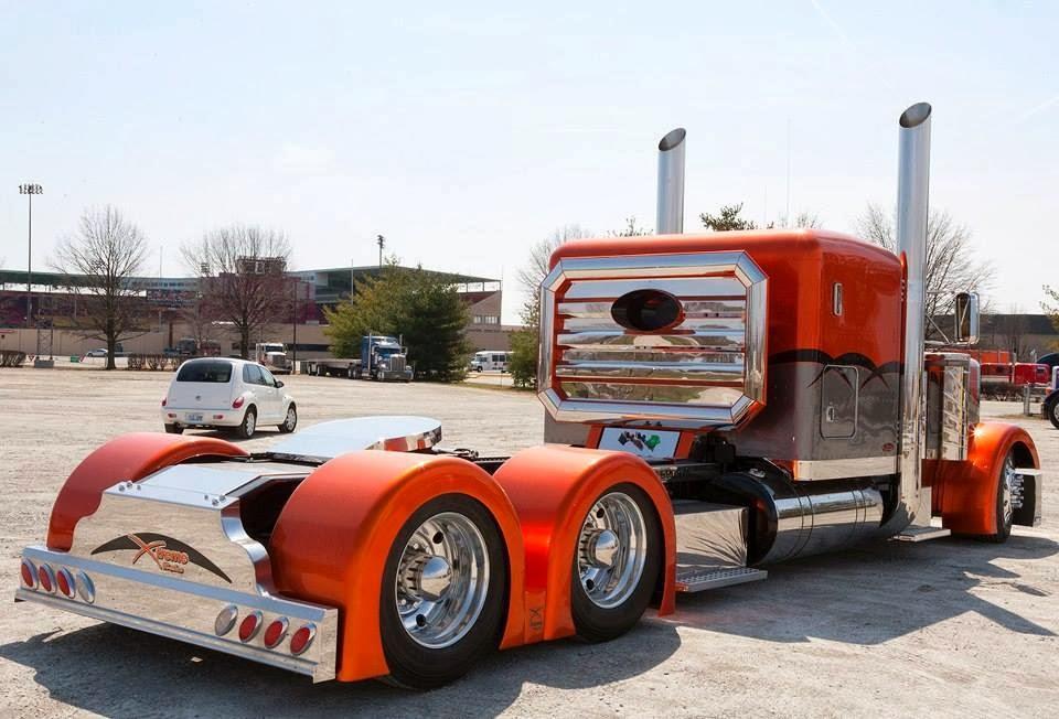Truck Drivers U.S.A : The Best Modified Truck vol.76