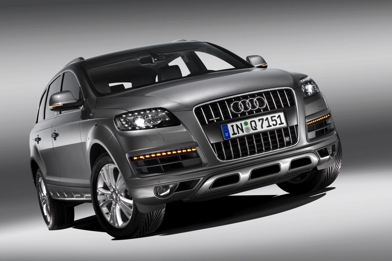 Audi Q7 2012 Cars Specs