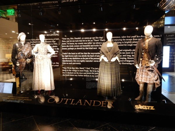 Outlander TV costumes The Grove