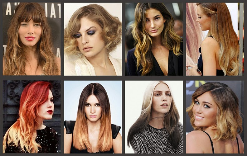 Rachel´s Fashion Room Tendencias 2015 de las mechas californianas al balayage