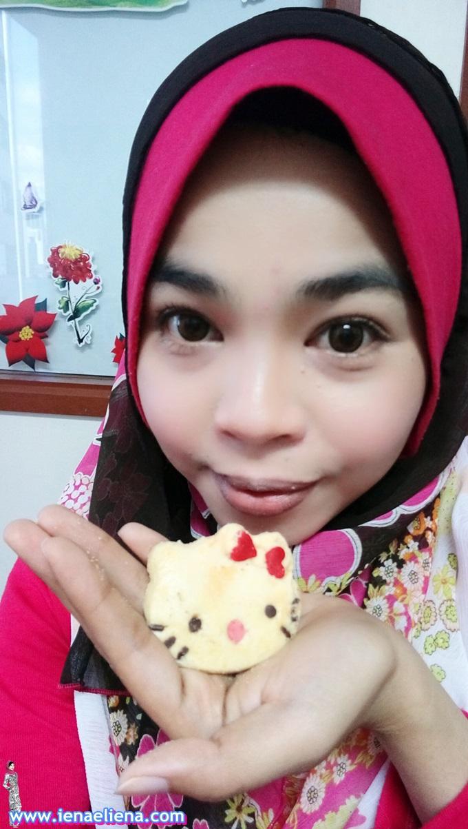 Homemade Biskut Hello Kitty Rm28 / 50 pcs