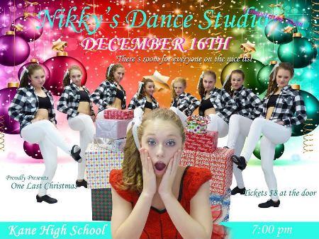 12-16 Nikky's Dance Studio