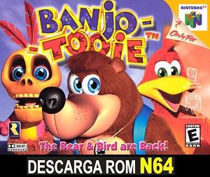 Banjo-Tooie ROMs Nintendo64 Español