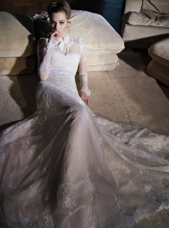 Jewel me love bride provocateur 2 inbal dror paris 2013 for Wedding dresses in paris france