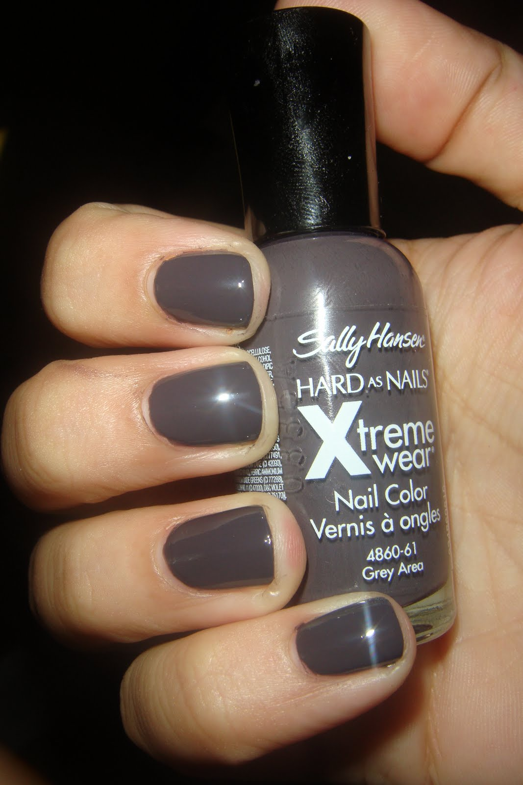 Nail Polish Recs Purple Gray Color Thenest