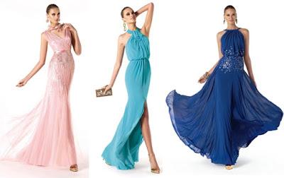 modelos de vestido para madrinhas de casamento