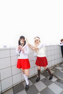 Minami-Ke Kana Cosplay by Hina 3