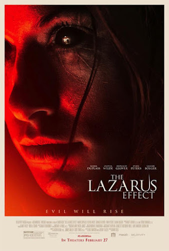 The Lazarus Effect (BRRip 720p Dual Latino / Ingles) (2015)