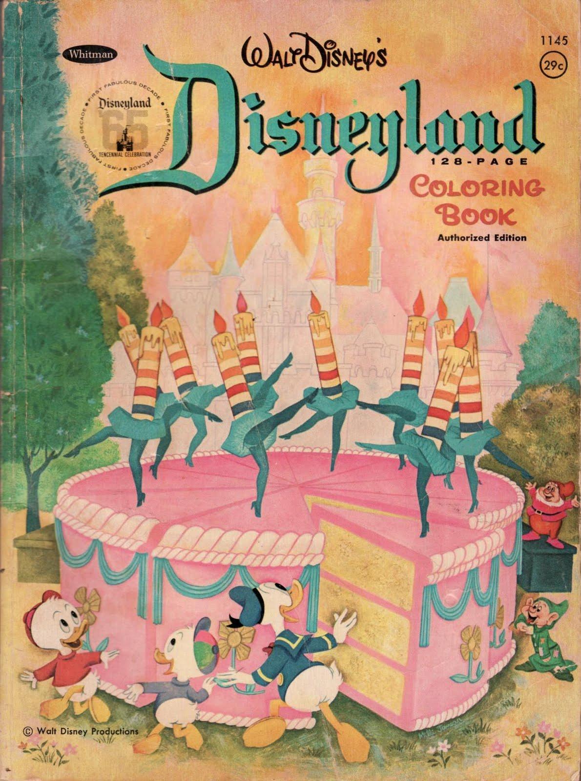 Meet The World Happy 60th Birthday Disneyland