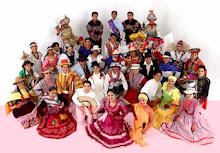 TRAJES TIPICOS DEL PERU