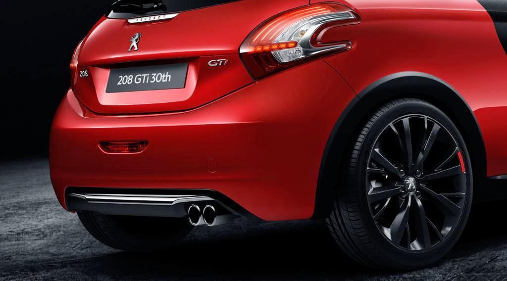 2015 Peugeot 208 GTi