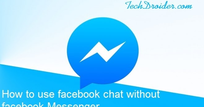 how to use messenger without facebook on pc
