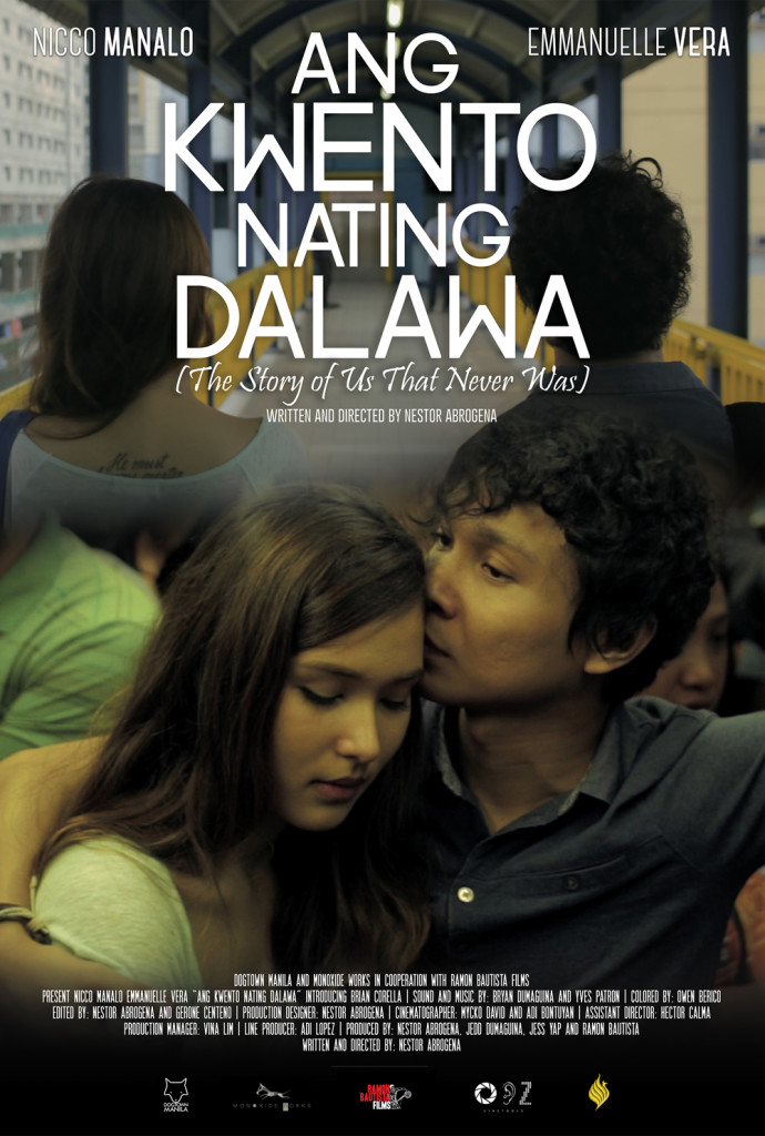 Ang Kwento Nating Dalawa (The Story of Us That Never Was) (2015) DVDRip