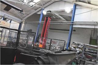 LED High Bay Lighting TV studio