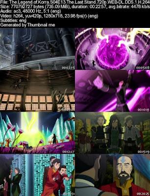 The Legend of Korra S04 720p WEB-DL DD5.1 H264-BS