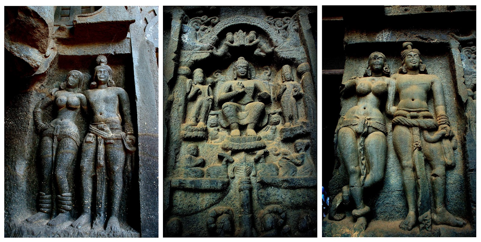 An ode to history a photo montage vijaydurg fort - If Someone Needs To Find Out The Only Reason To Visit Karla It Is Nothing But The Fantastic Art Work Inside The Caves There Are Carvings On The Rock