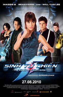 Sinh Tử Chiến - The King Of Fighters (2010) Poster