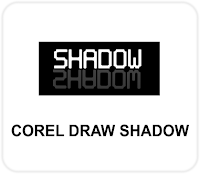 Corel Draw Shadow Effect Text