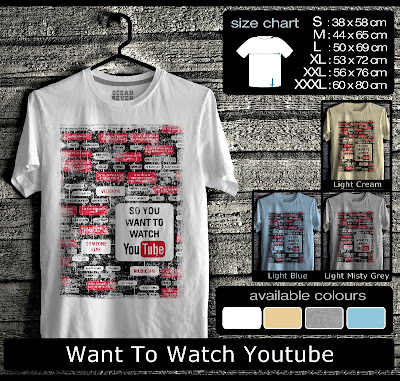 kaos distro want to watch youtube