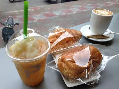 Breakfast at Passio
