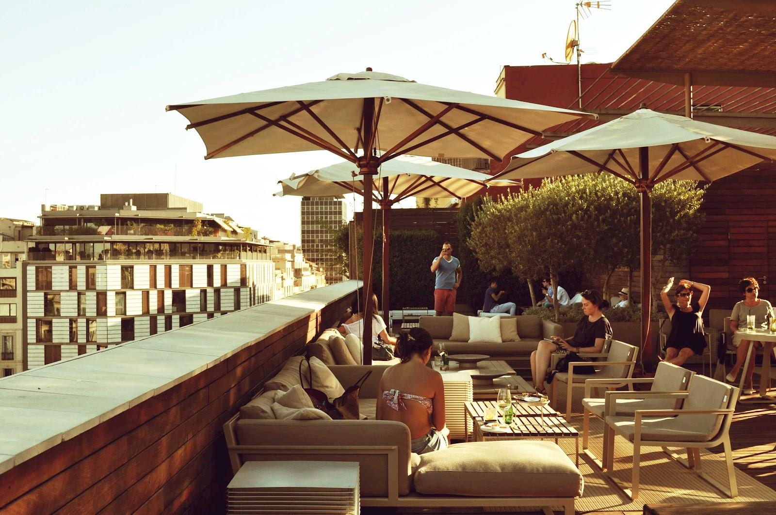 La florinata en la ciudad especial terrazas hotel omm for Especial terrazas