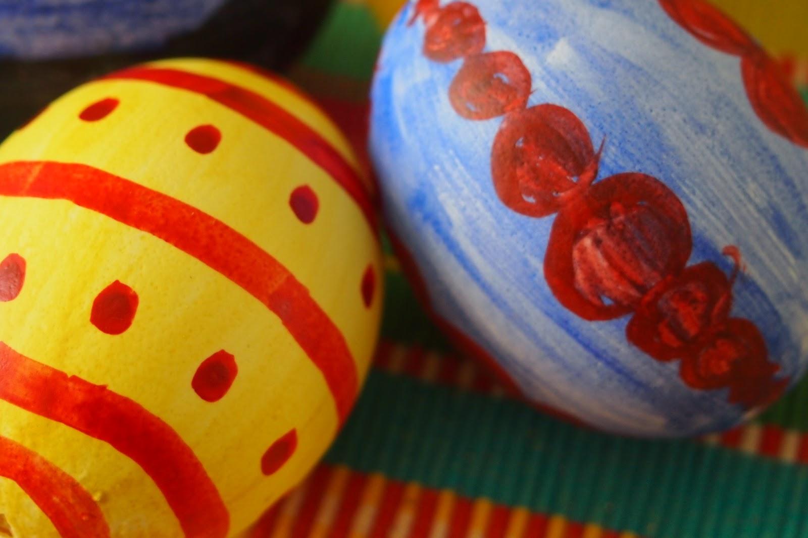 Ruuhkavuoden käsikirja Ikuistetut munat