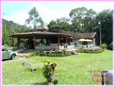 Restaurante da Leila no Vale das Flores em Visconde de Mauá