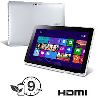 ACER ICONIA PC TABLET DENGAN WINDOWS 8 - Productivity
