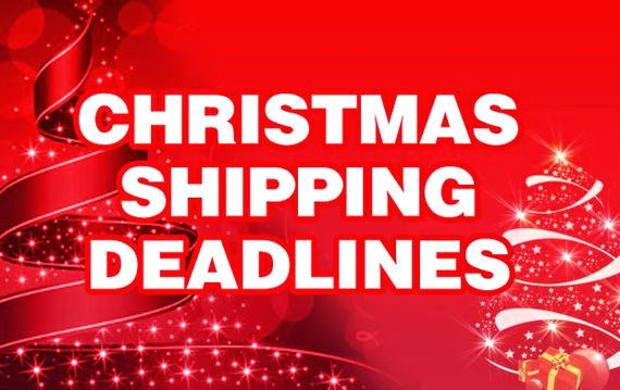 Ola Community Newsletter: USPS DEADLINE FOR CHRISTMAS DELIVERY