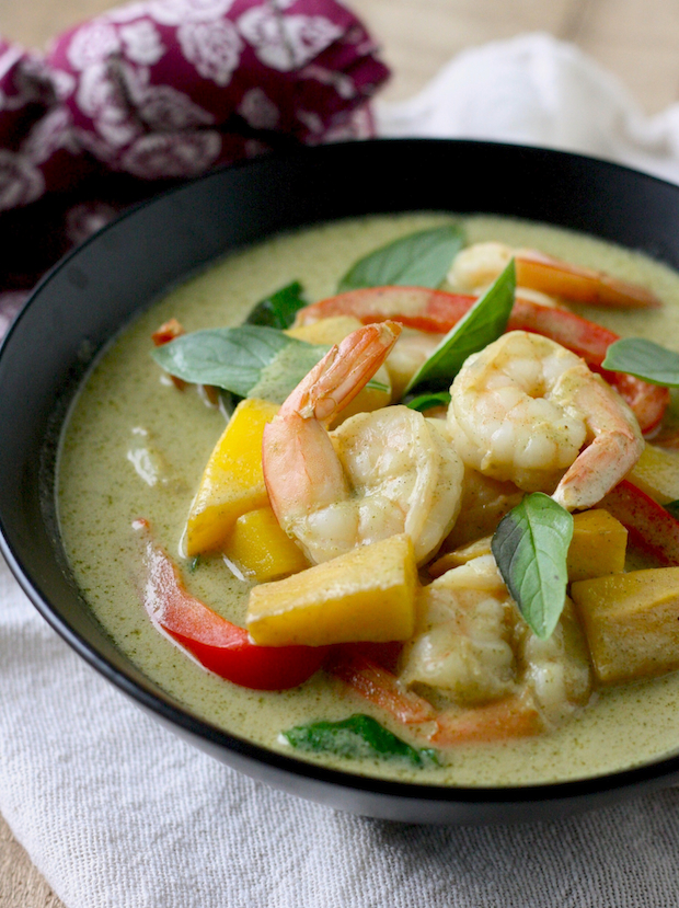 Thai Green Curry recipe by SeasonWithSpice.com