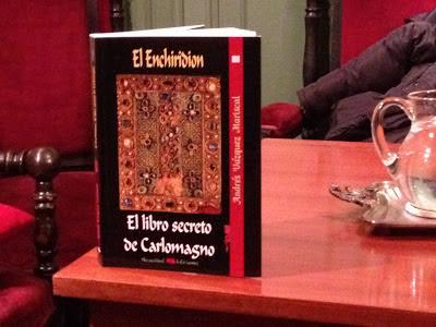 El Enchiridion: el libro secreto de Carlomagno