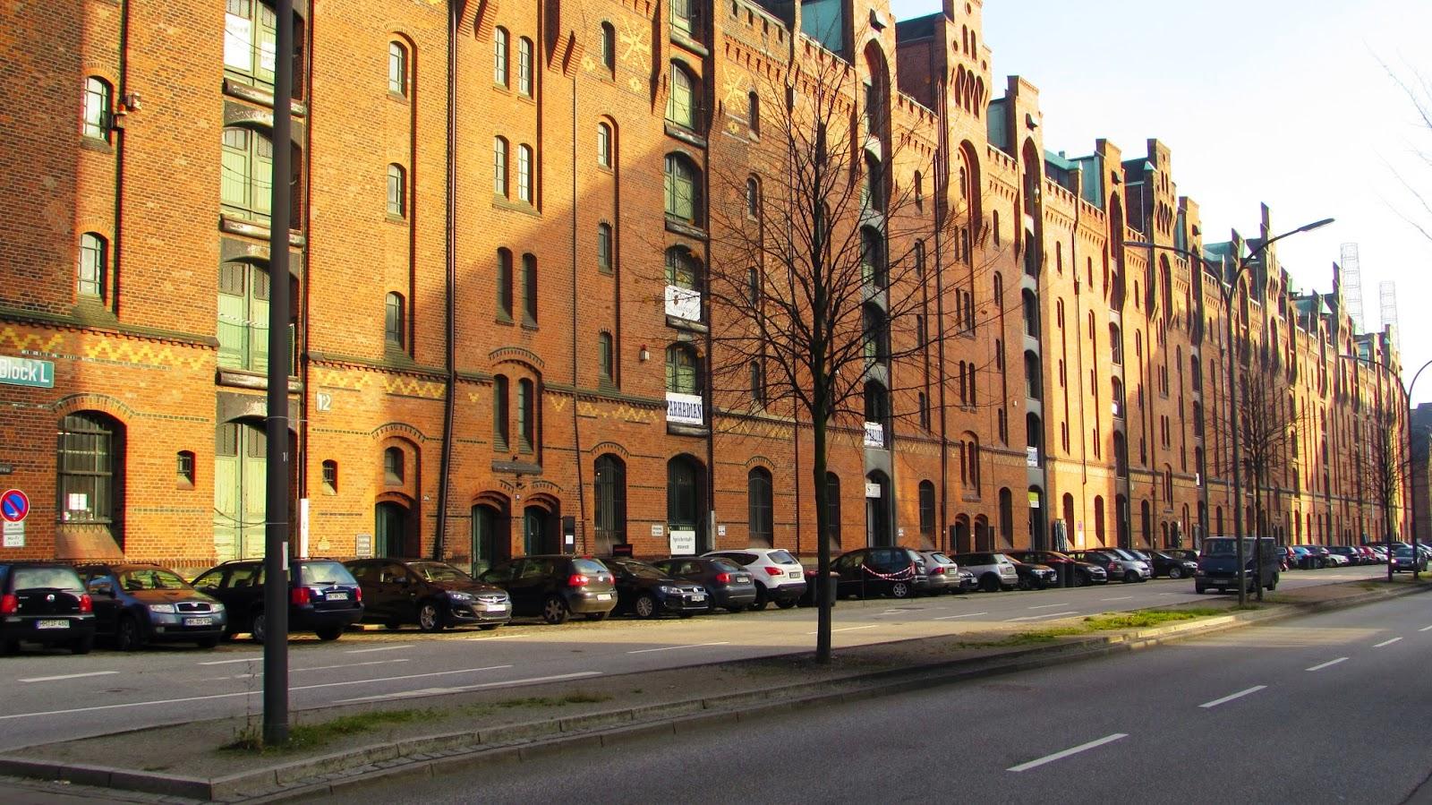 dzielnica Hafencity Hamburg