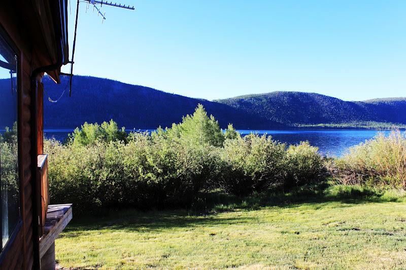 Rental cabins at fish lake utah bearberry 10 person for Fish lake utah